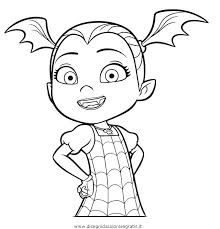 Vampirina is a children's animated computer animated musical television series that premiered at Disney Junior on October Ballerina Coloring Pages, Coloring Pages For Girls, Disney Coloring Pages, Coloring Pages To Print, Free Printable Coloring Pages, Free Coloring Pages, Coloring Sheets, Colouring, Halloween Coloring Pictures