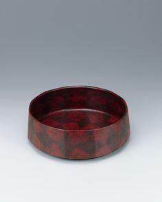 写真:洋彩面取鉢