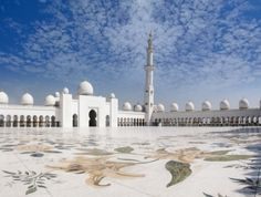 Manifesting the spirit of Islam, the majestic Sheikh Zayed Masjid is the most prominent masjid in the city of Abu Dhabi.