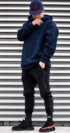 Just the hoodie