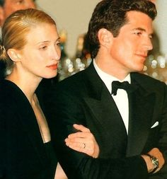 JFK, Jr. & Carolyn