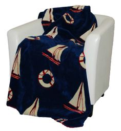 Would make a fantastic gift for cool nights on the coast or on board your boat! (bonus - these are made in America!)