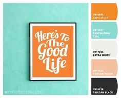 love the print and the wall color. Paint colors from Chip It! by Sherwin-Williams