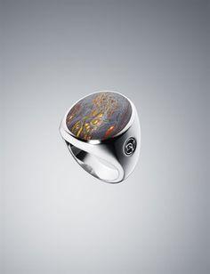 David Yurman Tiger Iron Ring