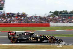 2015 Pastor Maldonado, Lotus F1 E23