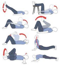 Cviky na břicho, které můžete bez problémů cvičit doma - DIETA.CZ