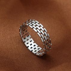Buy Brick Wall Ring and other Women\'s Rings at Yoyoon.com. FREE SHIPPING & FREE RETURNS ON ALL ORDERS.