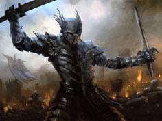 video games fantasy art swords 1600x1200 wallpaper