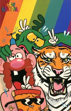 Uncle Grandpa (2014 Kaboom) 1C