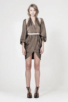 1e8d991bb2516 Alexander Wang Resort 2010 Collection - Vogue Abbey Lee Kershaw