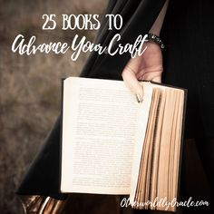 Ready to go beyond Wicca Advance your craft with the TOP 25 witchcraft books in categories of advanced witchcraft, folklore, fairies, and more. Wiccan Books, Witchcraft Books, Advent, Witchcraft For Beginners, Traditional Witchcraft, Pagan Witch, Witches, Modern Witch, Book Of Shadows