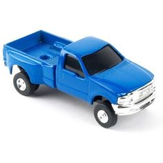 Dually Pick Up Truck Toy (Blue) ERTL Toys http://www.amazon.com/dp/B00188XVFE/ref=cm_sw_r_pi_dp_1Bu3tb0PVCXK6ZHR