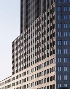 DaimlerChrysler Gebäude am Potsdamer Platz