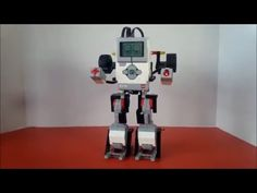 Lego Mindstorms EV3 Dancing robot Reboot - YouTube