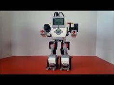 Lego Mindstorms EV3 Dancing robot Reboot - YouTube