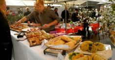 NeighbourFood Market in Amsterdam: a fantastic spot for local, organic food.