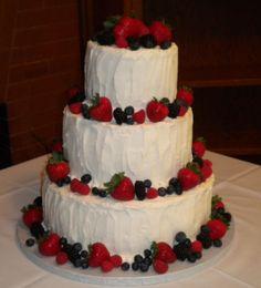 Lots of berries - Cakes by Reva