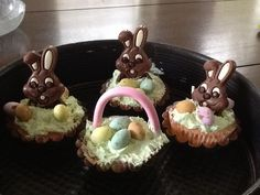 Paas cup cakes