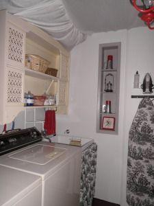 Laundry Room Ideas On Pinterest Basement Laundry Rooms Basement