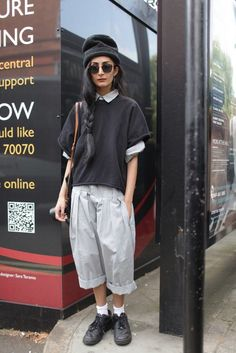 awesome Street Style : They Are Wearing: London Fashion Week - Slideshow