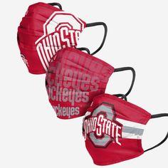 Ohio State Buckeyes, Buckeyes Football, Ohio State University, Family Holiday Pajamas, Trunk Party, Fan Gear, Print Logo, Team Logo, Cover