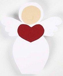 Jul - Store og små skabeloner til juleophæng