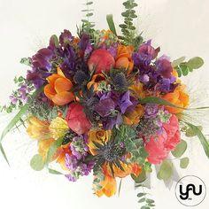 Buchet mireasa flori portocalii _ BM218 – YaU concept Nasa, Wedding Bouquets, Floral Wreath, Wreaths, Artist, Decor, Floral Crown, Decoration, Wedding Brooch Bouquets