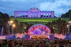 Vienna Philharmonic Summer Night Concert Schönbrunn