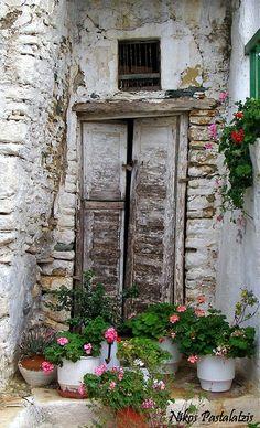 Greece by Nikos Pastalaztis