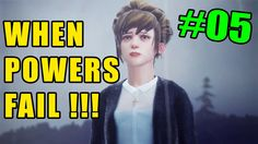 Told you the powers would fail.... NOW WHAT??? #LifeIsStrange #OutOfTime