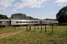Trem do Pantanal – Campo Grande (MS) até Miranda (MS)