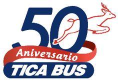 Transportes Internacionales Centroamericanos - TICA bus for getting around Central America