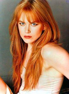 The beautiful Nicole Kidman.