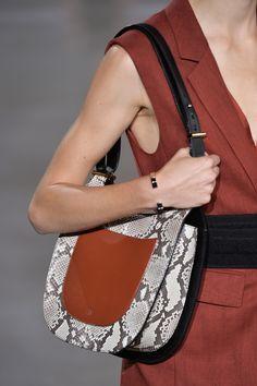 Spotlight: The Best Bags From New York Fashion Week  - Jason Wu