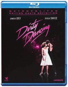 DIRTY DANCING  en BLU-RAY - NEUF