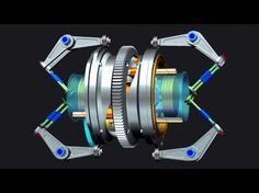(17) CoAxial Engine - YouTube