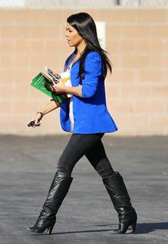 Everything is perfect here, and love those boots!