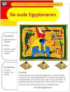 ProjectenBalladeA - Lesmateriaal voor Hoogbegaafden Music Quotes, Teaching, School, Elf, Science, Egyptian Art, Museums, Schools, Elves