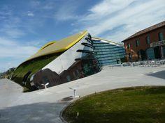 Museo Enzo Ferrari, Modena, Italy - Future Systems - Jan Kaplický + Shiro Studio (2012)