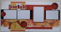 Basketball High School Jr High Sports premade by ohioscrapper