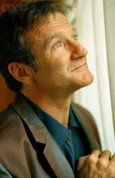 American Actor Robin Williams - - Rights Managed - Stock Photo - Corbis Stand Up Comedy, Madame Doubtfire, Captain My Captain, Illinois, Man Humor, Best Actor, Famous Faces, American Actors, Comedians