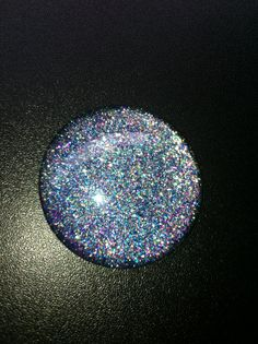 Layer upon layer of glitters!