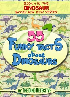 """Hey Kids! Become the family dinosaur """"expert"""" after reading this fact filled dinosaur book. For more information visit: http://booksbybarry.info/"""