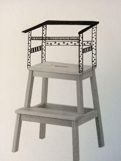 Skizze unseres Lernturms