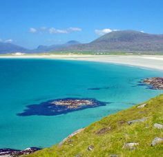 Best UK beaches. This is Luskentyre beach, simply awesome!