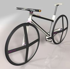 Imagining the bicycles of tomorrow (images)