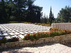 Graves of the 223 Jewish passengers of Salvador who drowned at sea, Mount Herzl, Jerusalem
