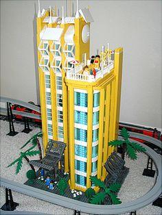 Lego Apartment