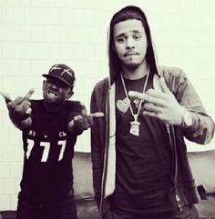 Kendrick Lamar  J Cole