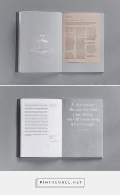 Moirè - Moirè Branding & Graphic Design by Stefanie Brückler Graphic Design Magazine, Magazine Layout Design, Book Design Layout, Print Layout, Design Typography, Design Logo, Design Poster, Grid Design, Design Design